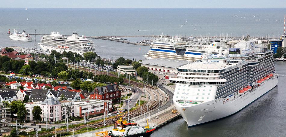 Rostock immer beliebter