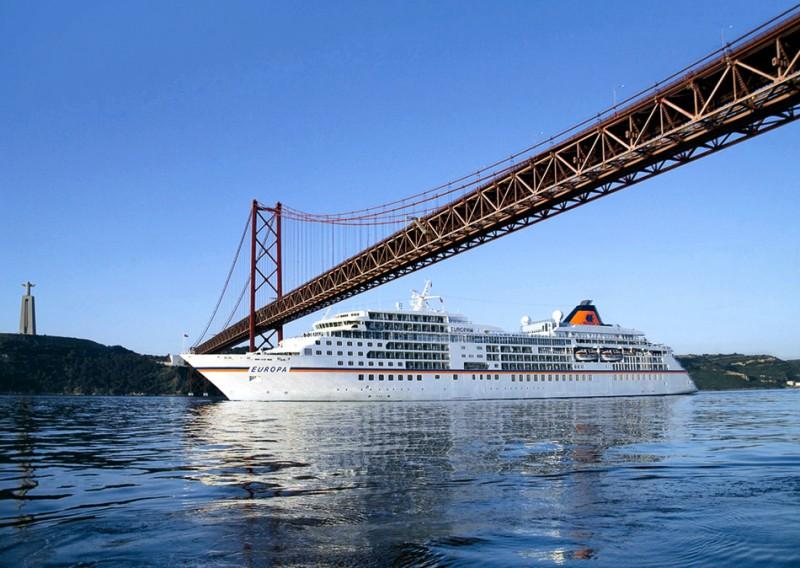 ´MS Europaª bleibt ´bestes Kreuzfahrtschiff der Weltª