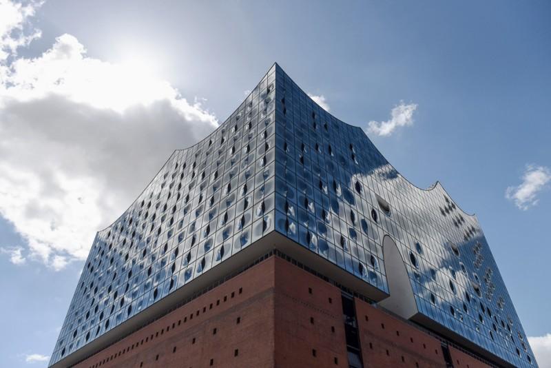 Hamburg ; Elbphilharmonie