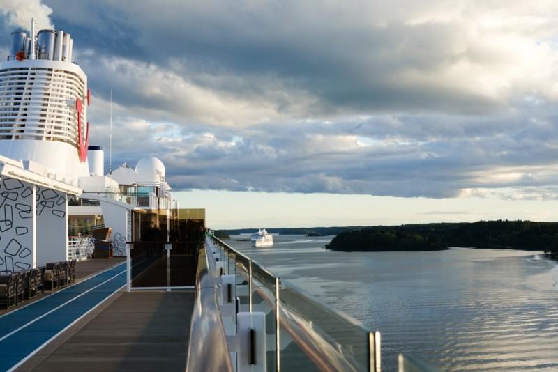 An Bord der MEIN SCHIFF 6, Tui Cruises.