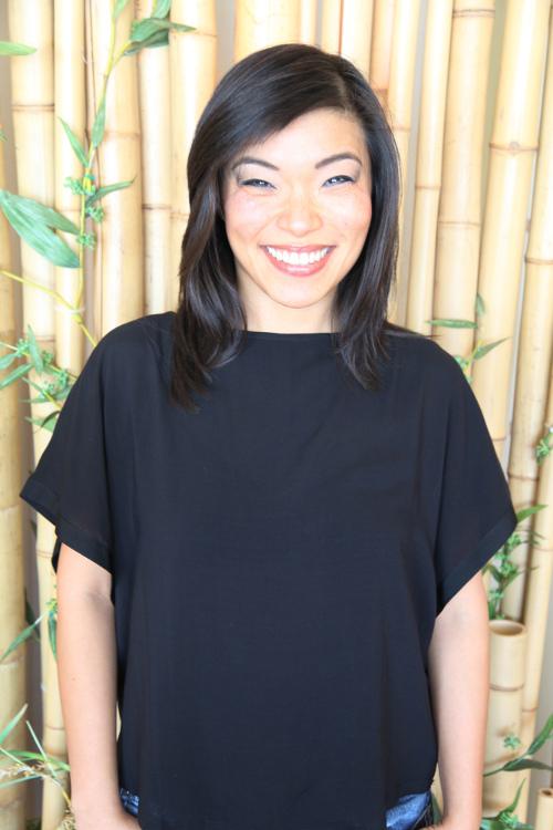 Würde sich an Land langweilen: Jenny Woo ist seit mehreren Jahren bei Aida Cruises als Sängerin tätig. Foto: Jenny Woo