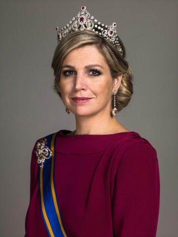 Königin Máxima der Niederlande Foto: Image Library Bank/Holland America Line