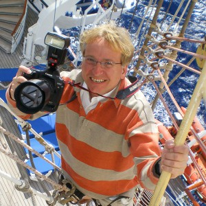 Holger Leue on Royal Clipper-1