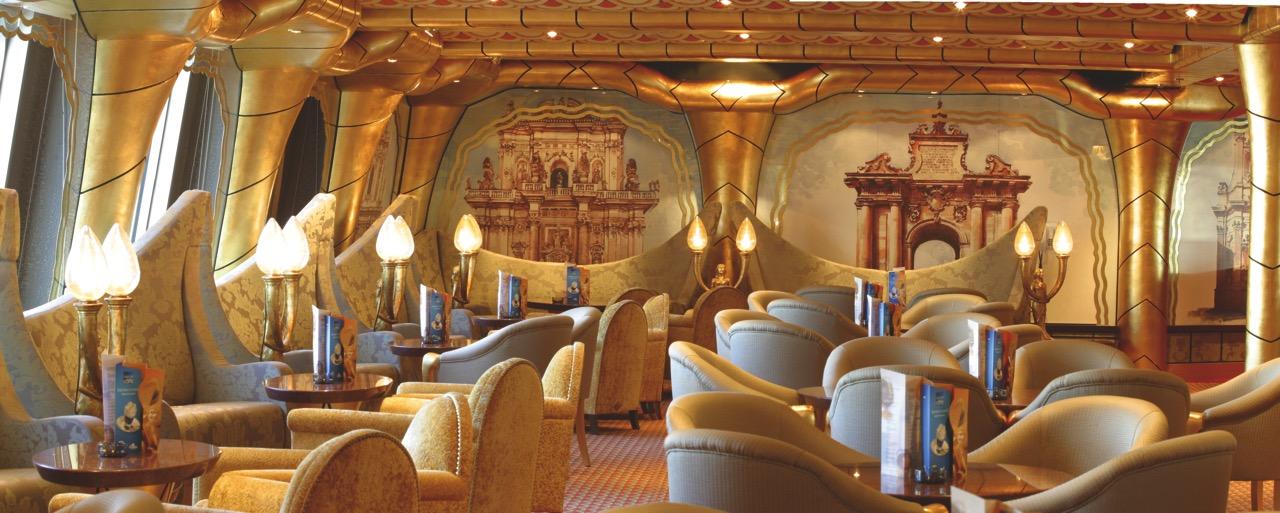 Italienisches Flair an Bord der COSTA MAGICA Foto: Costa Cruises