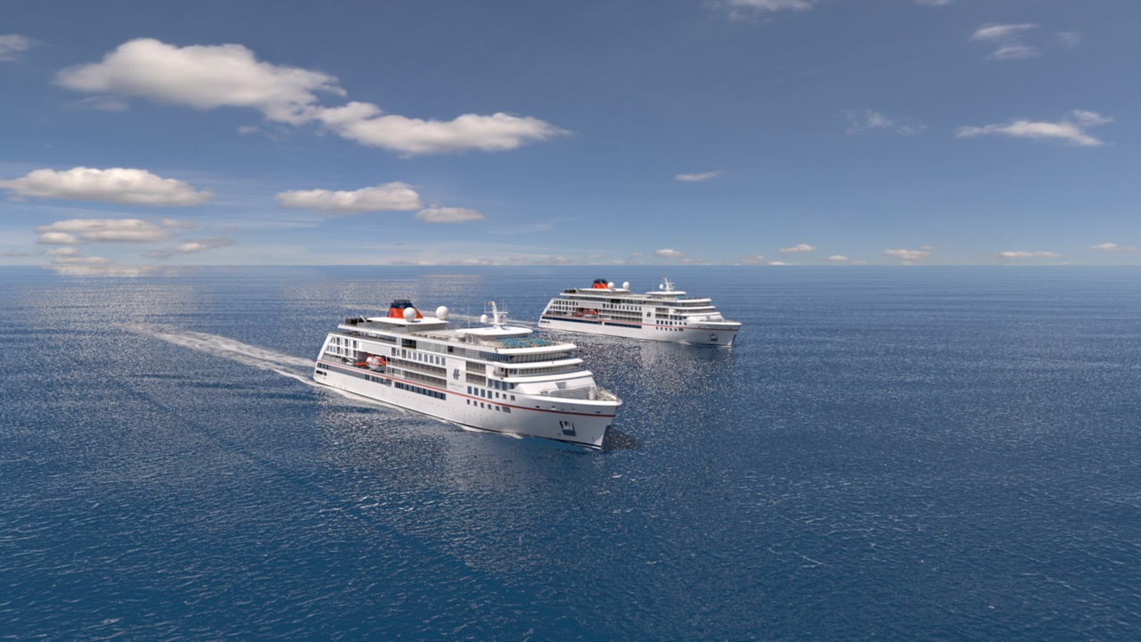 Zwei neue Expeditionsschiffe Foto: Hapag-Lloyd Cruises