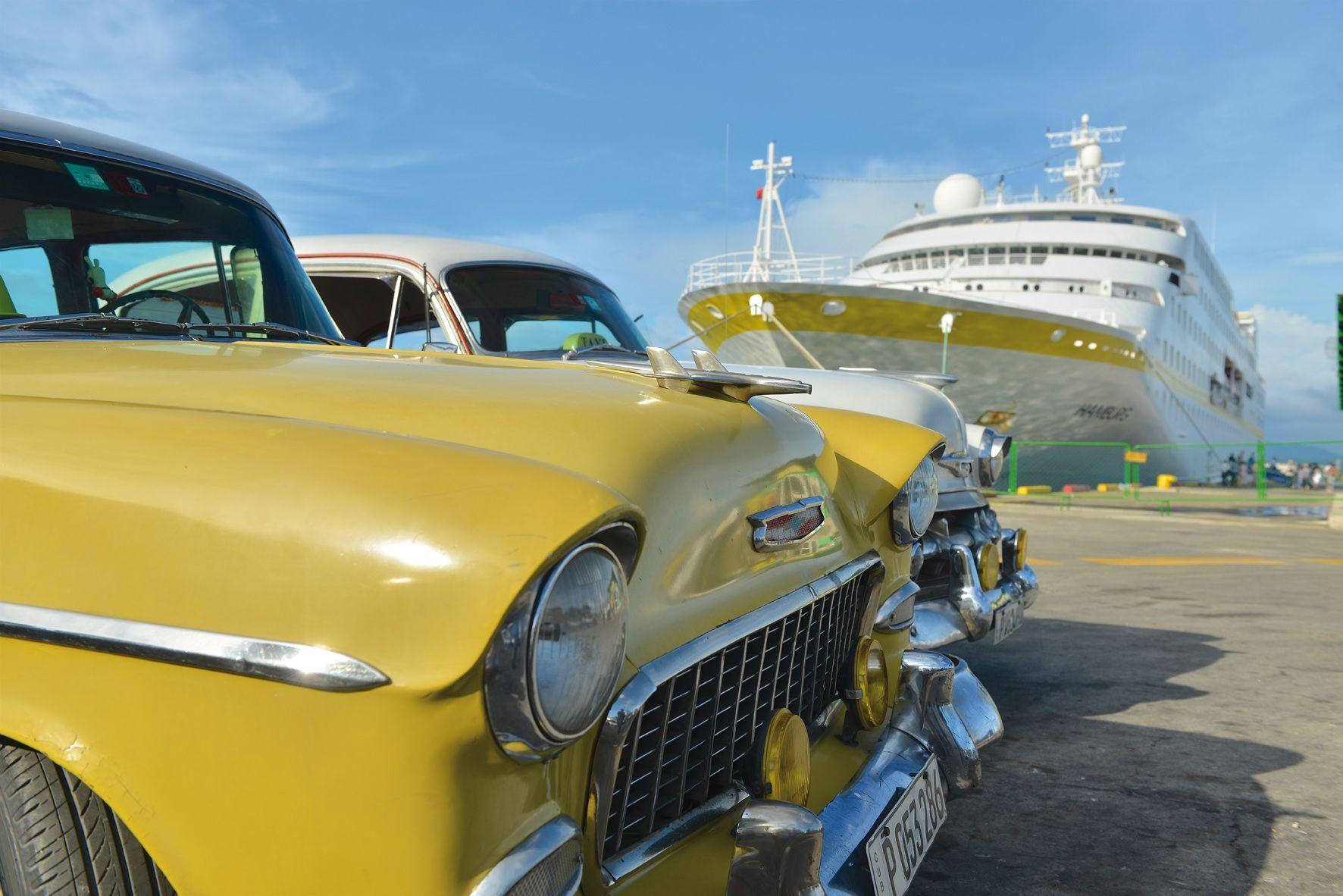 MS HAMBURG nach KUBA