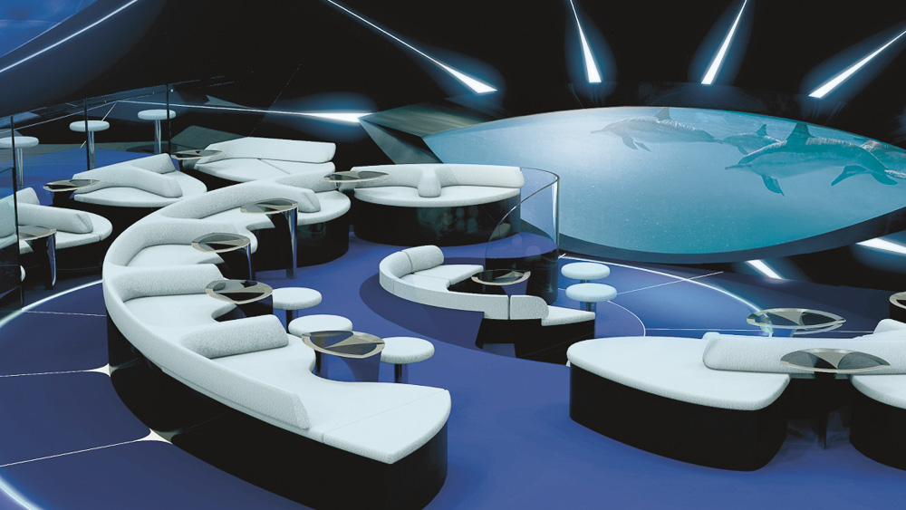 PONANT - Underwater Lounge Blue Eye (c) Ponant - Jacques Rougerie Architecte-1