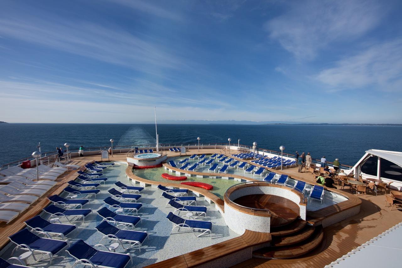 MS VEENDAM bald auf dem Weg nach Kuba Foto: Holland America Line