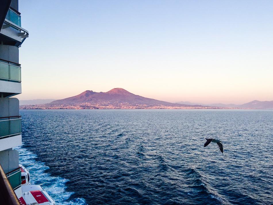 An Bord der NORWEGIAN EPIC, Norwegian Cruise Lines, unterwegs im Mittelmeer.