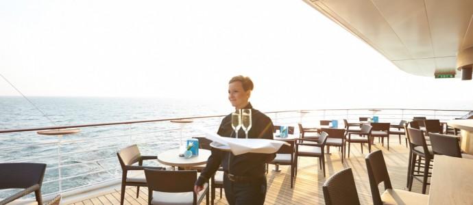 EUROPA 2 – Kreuzfahrt-Luxus, neu definiert