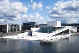 Kreuzfahrt-Highlight: Oslo – Nordlichter und italienischer Marmor