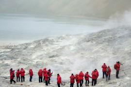 Expeditionskreuzfahrt zu den Kurilen: Mit L'AUSTRAL ins Land der Vulkane