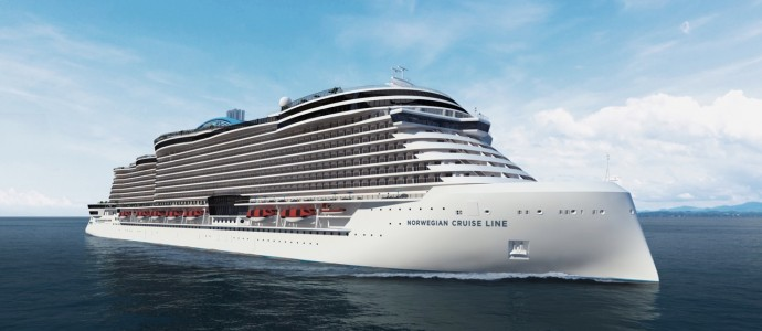 "Norwegian Cruise Line zeigt erste Renderings für das Projekt ""Leonardo"""