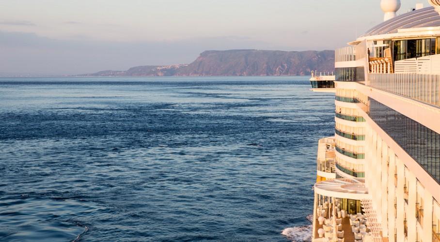 VIP-Cruise mit AIDA PERLA – auf zu neuen Ufern: die Helios-Klasse