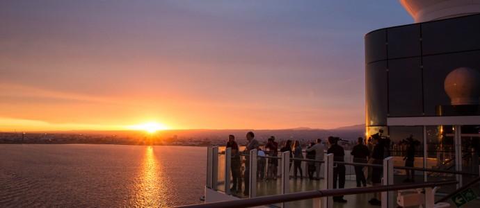 VIP-Cruise mit AIDA PERLA von Limassol nach Neapel – die bessere Tochter