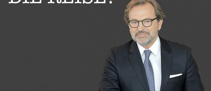 """""""Panik auf dem Mittelmeer…"""" die Kreuzfahrt-Kolumne von Richard J. Vogel"""