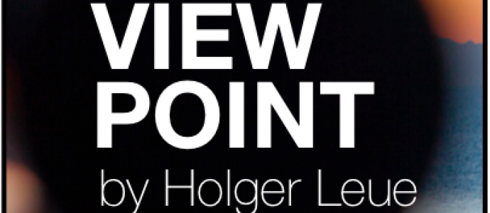 View Point by Holger Leue. Die Fotokolumne von MORE THAN CRUISES