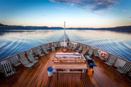 MS NORDSTJERNEN: Nostalgie-Schiff wird 60