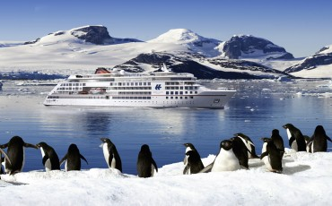 Neue Expeditionsschiffe: HANSEATIC nature und HANSEATIC inspiration