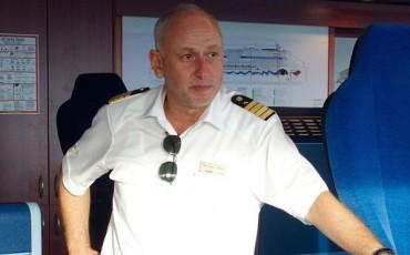 Der Kapitän der AIDA LUNA: Thomas Mey –ein Portrait von MORE THAN CRUISES