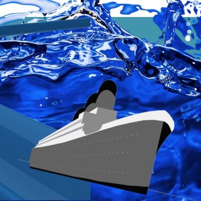 Der Schiffsflüsterer. Phänomene der Kreuzfahrt: Wie kommt das Wasser an Bord?