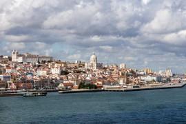 Sieben wundervolle Hafeneinfahrten: 2. Lissabon