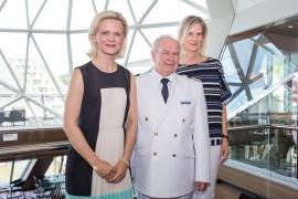 Hamburg bereitet sich vor: Die Elbphilharmonie tauft MEIN SCHIFF 6