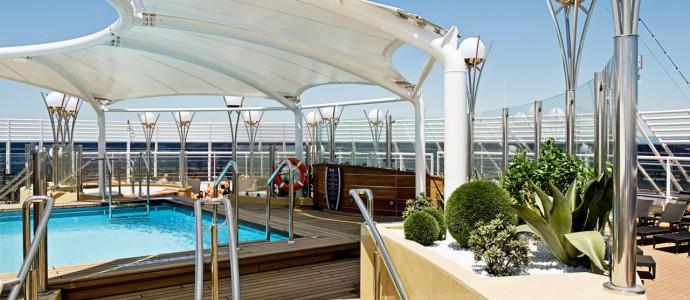 MSC SPLENDIDA – mit exklusivem Yacht Club