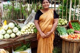 Mauritianisches Curry – Garnele to go