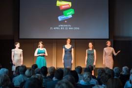 Internationales Musikfest Hamburg: MEIN SCHIFF4 im Rausch der Stimmen