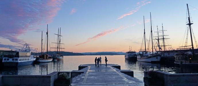 Sieben wundervolle Hafeneinfahrten: 4.Oslo