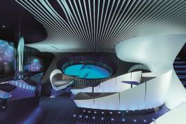 Captain Future? Expeditions-Kreuzfahrtschiff LE LAPEROUSE mit Unterwasserlounge