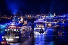 Kreuzfahrt-Festival im Norden: Hamburg Cruise Days 2017