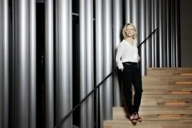 Elbphilharmonie-Star wird Taufpatin für MEIN SCHIFF 6 in Hamburg