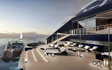 Ein Luxus-Hotel sticht in See: RITZ CARLTON YACHT COLLECTION