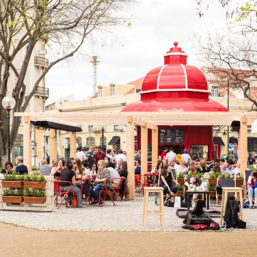 Kreuzfahrt-Highlight: Lissabon – der Time Out Market am Tejo