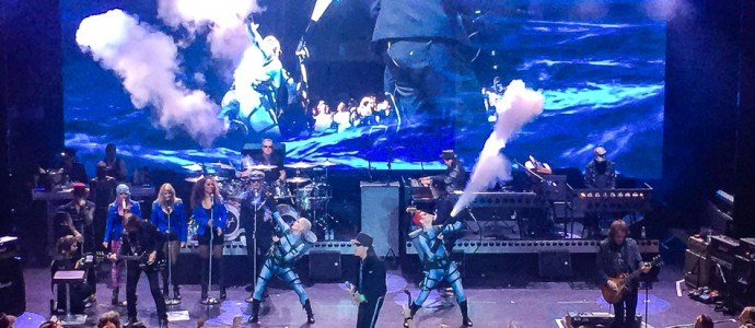 Panik auf See: Udo Lindenberg rockt das Boot – MORE THAN CRUISES ist live dabei
