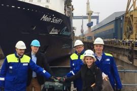 Cruise News. Der MORE THAN CRUISES-Wochenrückblick – Wasser, Geld, Jobs und eine Zukunfts-Idee
