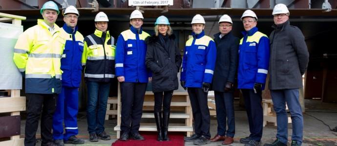 In Finnland startet eine neue MEIN SCHIFF-Zeitrechnung