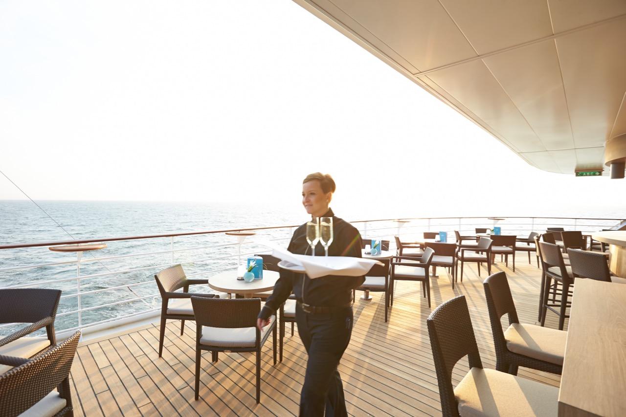 Hapag-Lloyd Kreuzfahrten, MS EUROPA 2