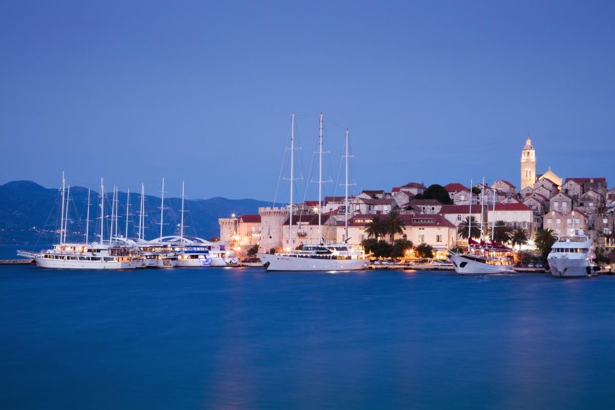 Korcula, Dubrovnik-Neretva, Croatia