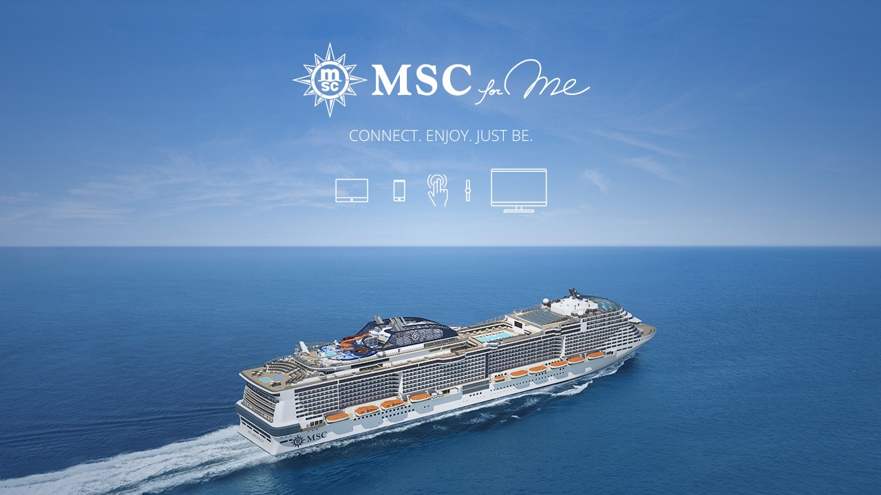 MSC Cruises startet Smart-Ship-Konzept